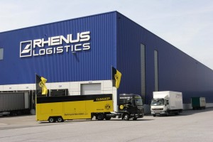 El equipo de fútbol alemán Borussia Dortmund confía  la logística de sus productos promocionales a Rhenus