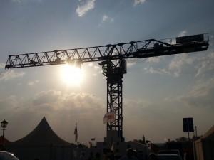Bauma África abre nuevas puertas para Linden Comansa y Tower Crane Services
