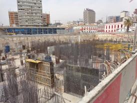 Doka Ibérica en las Torres Kianda
