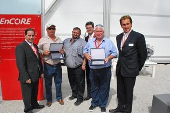 Manitowoc Crane Care nombra segundo socio EnCORE en EMEA