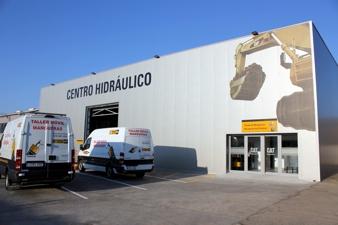 Barloworld Finanzauto inaugura su nuevo Centro Hidráulico