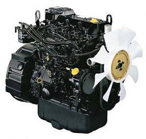 Yanmar inicia producción de motores diesel refrigerado por agua vertical  en China