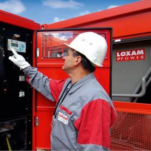 EXPERIENCIA EN ENERGÍA LOXAM