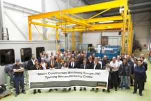 HCME presenta el nuevo Centro de reconstrucción
