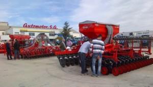 El concesionario de KUHN en Lérida, Automotor, celebra sus 6 décadas