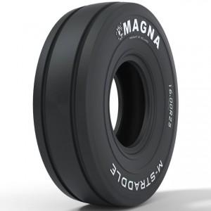 Magna Neumáticos recibe la aprobación Terex OEM para el Magna 16.00R25  M-Straddle