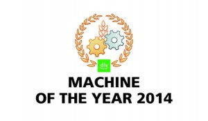 """El tractor de New Holland  T8 Auto Command ™ gana el premio """"Máquina del Año 2014"""""""