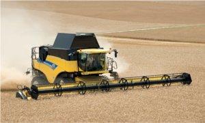 Cosechadora New Holland CR: 15 % más de capacidad; calidad y productividad incrementadas