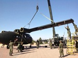 National Crane mantiene al ejército mexicano activo