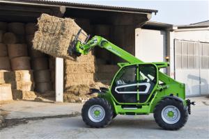 MERLO presenta en Agritechnica su nueva gama de productos