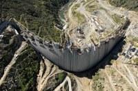 ULMA Construcción culmina la presa más grande de Portugal