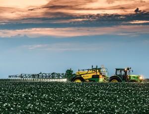 John Deere y la química BASF desarrollan soluciones para incrementar la productividad y la sostenibilidad de las cosechas