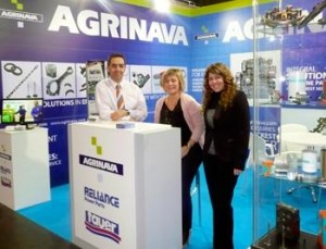 Agrinava estuvo presente en Agritechnica