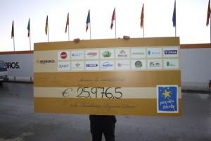 La subasta benéfica de Ritchie Bros. Auctioneers para la Fundación Pequeño Deseo consigue recaudar casi 26.000 euros