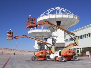 La presencia de ALO TRAINING en la Capacitación de Operadores de ALMA