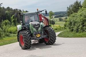 Fendt líder del mercado en Alemania para tractores de 51 cv