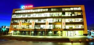 Nuevas oficinas de Kalmar en Rotterdam