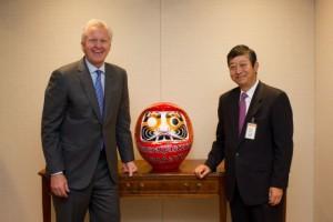 Komatsu y GE establecen una Joint- Venture para el desarrollo de equipos de Minería