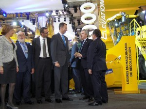New Holland Agriculture en Fima 2014