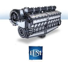Caterpillar ha designado a Barloworld Finanzauto como distribuidor oficial de los motores marinos EMD para España y Portugal