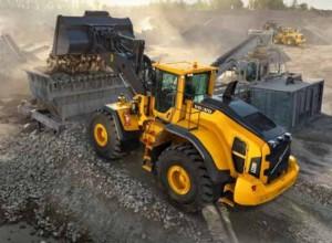 Ningún trabajo es demasiado pequeño para las cargadoras de ruedas VOLVO de 23 a 35,5 t de la serie H