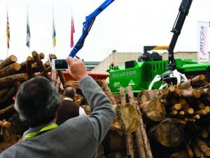16.000 profesionales interesados en el pujante mercado de la biomasa en Expobiomasa