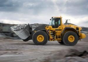La cargadora de ruedas Volvo L250H aligera los trabajos pesados