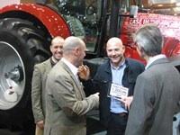 Case IH entrega la unidad 1.000 del tractor Puma