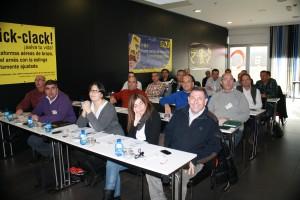Los instructores de IPAF demuestran su compromiso con la formación continuada