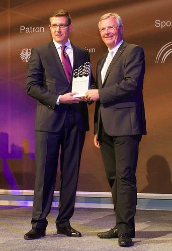 Crown se suma al éxito de Encore en el premio IFOY 2014