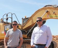 Visitamos las instalaciones de Áridos Casa, en Níjar (Almería)