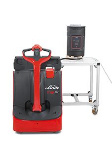 Linde Material Handling desarrolla carretillas equipadas con baterías de ión de litio