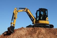Nuevas mini excavadoras Cat, Serie E