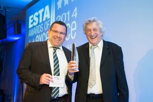 Liebherr gana el premio ESTA Award of Excellence
