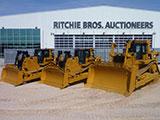 Las próximas  subastas de Ritchie Bros. en Europa y Oriente Medio