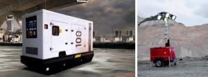 HIMOINSA presenta sus nuevas torres de iluminación en IRE