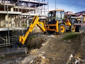 La donación de JCB Machinery ayuda a las víctimas de las inundaciones en los Balcanes