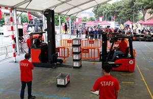 Linde Material Handling Ibérica reúne más de 300 personas en el II Linde Safety Open Day