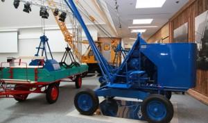 Inauguración de la Academia y  Museo Técnico de Capacitación de SENNEBOGEN