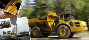 Volvo Construction Equipment finaliza la adquisición del negocio de dúmperes Terex