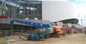 Gran ocupación de HUNE en el Stade Velódrome (Olimpique de Marseille)