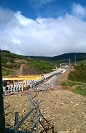 HUNE trabajando en las obras del AVE Madrid-Galicia