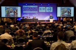 Anunciado el programa de conferencias de la Cumbre Mundial de Demolición