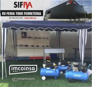 IMCOINSA PARTICIPA EN LA JORNADA DE PUERTAS ABIERTAS DE S.I.F.R.A. en IRÚN