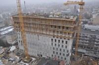 Servicio integral ULMA Construction en la Torre Nobel de Poznan