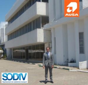 Nuevo distribuidor AUSA en Túnez
