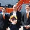 En primer híbrido de Hitachi en Europa entregado a Francia