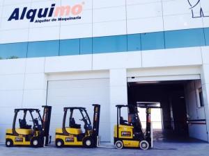 Aumenta la confianza de los alquiladores de maquinaria de for Galindo alquiler de maquinaria