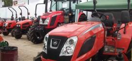 Agrícola Checa expuso KIOTI y ZETOR en el Certamen de la maquinaria agrícola en Úbeda del 11 al 14 de Septiembre 2014