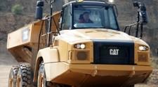 Barloworld Finanzauto presenta la nueva Serie C de dumpers articulados Cat®